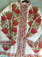 Ethnic embroidered Kashmiri Hand Made Multi Coloured jackets