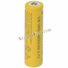 3.7V Volt 18650 9800mAh Li-ion Rechargeable Battery For Flashlight Torch US ship