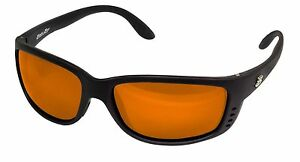 Bimini Bay Polarized Sunglasses MB-BB3A Amber Lens Fishing Beach Outdoors