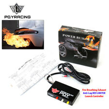 Fire Breathing Exhaust Anti-Lag REV Limiter Launch Control Drift Flame Thrower