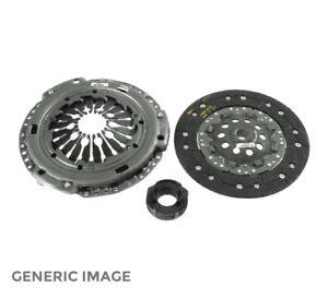 Sachs Clutch Kit 3000 951 055 fits Audi A4 1.8 T Quattro (B6) 120kw, 1.8 T Qu...