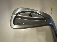 **LIGHTLY USED CLEVELAND CG2 CMM STEEL STIFF RH 6 IRON (STIFF STD STD ON HEAD)