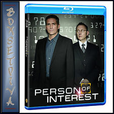 PERSON OF INTEREST - COMPLETE SEASON 4 **BRAND NEW BLU-RAY REGION FREE*