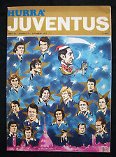 Orig.PRG   UEFA Cup  1974/75  JUVENTUS TURIN - AJAX AMSTERDAM  1/8 FINALE !! TOP