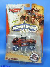 Disney Cars The Radiator Springs 500 1/2 /  BDF66 / Idle Threat