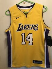 Los Angeles Lakers Nike Youth Swingman Jersey Brandon Ingram - Medium 10/12- NWT