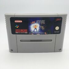 Another World SNES | Super Nintendo | VGC | RARE RETRO GAME