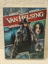 Van Helsing Steelbook limited edition(Blu-Ray + Dvd) No Digital