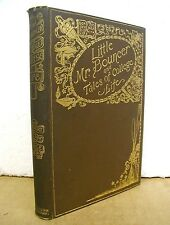 Little Mr. Bouncer and Tales of College Life by Cuthbert Bede 1893 First Edition