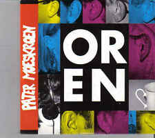 Pater Moeskroen-Oren cd single