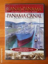 DVD EL CANAL DE PANAMA - UNA MARAVILLA PARA EL MUNDO (F7)