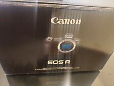 Brand New Sealed Canon EOS R Mirrorless Digital Camera (Body Only) Warranty !!