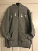 Jack Wills Ladies Grey Hoodie Size 8