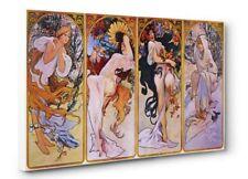 Canvas Art Prints Alphonse Mucha