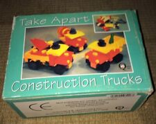 construction toys kits - Wooden Truck