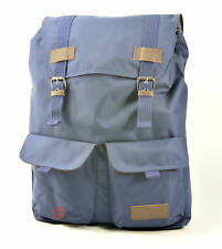 "Eastpak Klosser Cottown Blue Navy Backpack w 17"" Laptop Sleeve Sac à dos d'école"