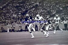 Buffalo Bills VS New Orleans Saints Chuck Muncie 9-21-1980 8X10 Photo Football