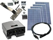 Photovoltaikanlage 4,16 kWP 16 Module komplett
