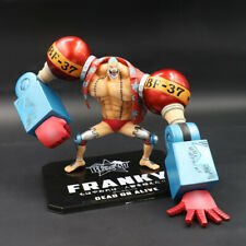 Figuarts ZERO Franky New World Ver. Painted Figure One Piece Bandai Japan no box