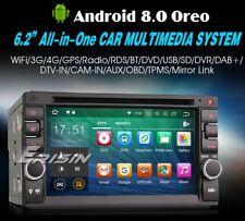 AUTORADIO NISSAN 6,2 Android 8.0 Octa Core 4gb Universale 2 Din Bluetooth