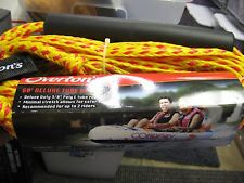"""Overton's 60"""" Deluxe 2 Person/Riders Towables Tube Rope 3/8"""" Poly E Cord"""