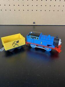 Thomas the Train Trackmaster With Mining Tender Motorized Engine 2013 Mattel