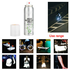 Night Reflective Spray Paint Reflecting Safety Anti Accident Riding Bike