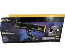 National Geographic 76/700EQ Newtonian Reflector Telescope