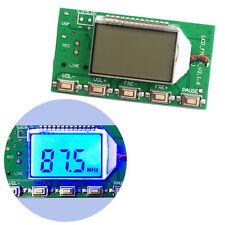 87-108MHz DSP PLL Digital Wireless Microphone Stereo FM Transmitter Module Board