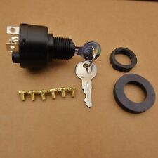 EVINRUDE JOHNSON KEY / IGNITION  START SWITCH SIMILAR TO OMC MOTORS PART# 508180