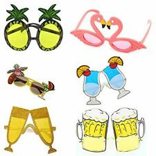 Jodsen Funny Sunglasses,6 Pack Novelty Party Sunglasses,Creative Funny Eyewear