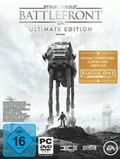 Star Wars: Battlefront - Ultimate Edition (PC, 2016, DVD Versand