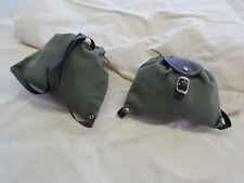 Bambole accessori bambole Zaino per bambole e teddys 7 x 6 cm grande. colore VERDE OLIVA