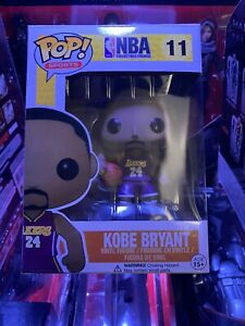 Funko Pop NBA #24 Kobe Bryant Figure