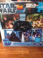 "Star Wars Super 3D 5 Puzzle Pack 12"" x 9"""