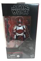 "Star Wars The Black Series 6"": Clone Commander Fox Fast Shipping"