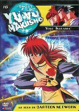 Yu Yu Hakusho ~ Dark Tournament Saga ~ Vol. 16 ~ Yoko Kurama ~ New Sealed DVD