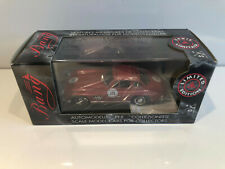 1/43 Bang Voiture Miniature Mercedes 300 Sl Mille Miglia 89 Limited Edition Neuf