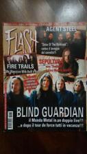rivista FLASH 173/2003 Blind Guardian, Sepultura, Agent Steel, Katatonia, Ritual