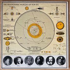 SUN RA The Heliocentric Worlds Of Sun Ra Volume 2 US LP ESP