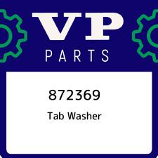 872369 Volvo penta Tab washer 872369, New Genuine OEM Part