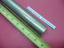 "7/8"" C360 BRASS ROUND ROD 8"" long Solid .875"" New Lathe Bar Stock  H02 1/2 Hard"