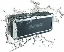 SHARKK ²O Waterproof Bluetooth Wireless Speaker IP67 Outdoor & Shower (B stock)