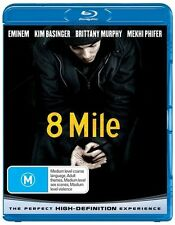 8 Mile NEW B Region Blu Ray
