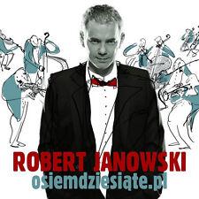 = ROBERT JANOWSKI - OSIEMDZIESIATE.pl /  CD sealed