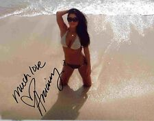 "ARIANNY CELESTE-""UFC Ring Babe""-Auth Autographed Photo 5"