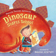 Good, Dinosaur Starts School, Duncan Edwards, Pamela, Book
