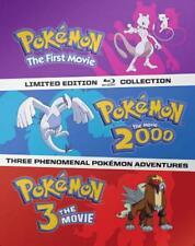 POKEMON MIX GIFTSET 3-PACK: POKEMON - THE FIRST MOVIE/ POKEMON 2000/ POKEMON 3 -