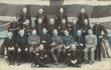 More details for  army pay corps edwardian officers and warrant officers group photo