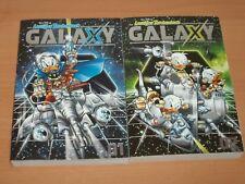 Sammlung 2 LTB GALAXY Band 1 und 2 aus 2018 ungelesen!